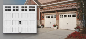 Image of house with Clopay Garage door