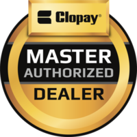 Master Clopay Garage Door Dealer