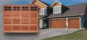 clopay classic wood garage door