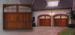 Minneapolis Clopay Reserve Wood Garage Door
